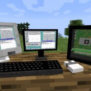 you'll now boot a Home Windows NINETY FIVE COMPUTER inside Minecraft and play Doom on it