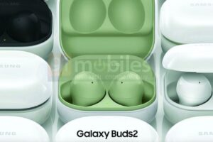 Leaked renders of Samsung Galaxy Buds 2 display four color choices